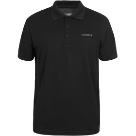 Icepeak Kyan Polo Shirt Men black